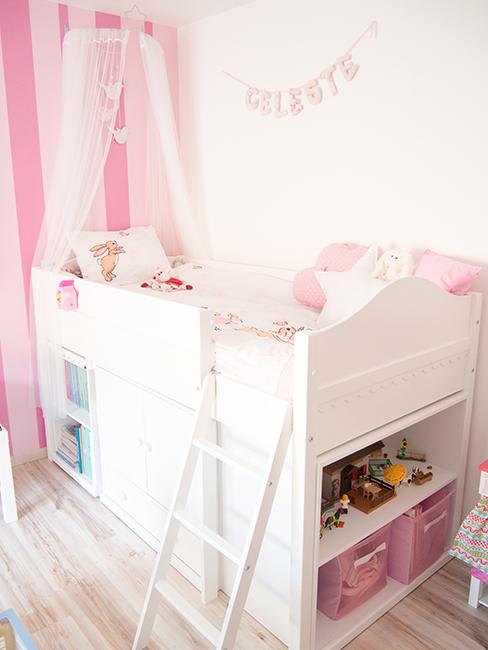 La chambre de fillette de Céleste - Blog Lili Célestine