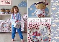 Collection Sweet Heart de Tilda